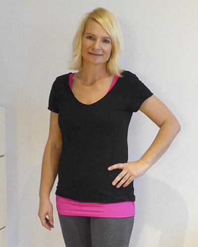 Ulrike - In 3 Monaten 10 kg weniger // von Größe 42 zu 38 | Ulrike lost 10 kg in 3 months // from size 42 to size 38