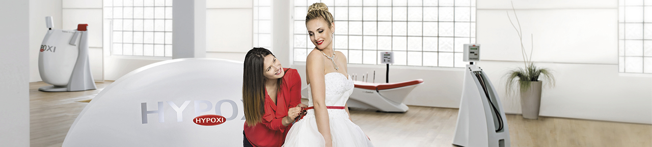 Why HYPOXI? // Make Your Bride Dress Fit