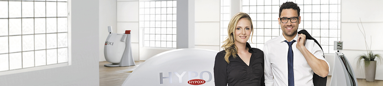 Warum HYPOXI? // Fit und schlank fürs Business! | Why HYPOXI? // Fit and slim for business!