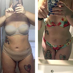 HYPOXI brachte mir den Bikini-Körper | HYPOXI gave me the bikini body