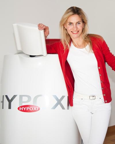 HYPOXI-Studio Dornbirn, Silvia Hechenberger