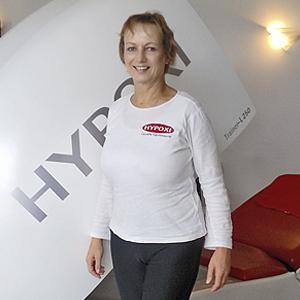 (Deutsch) Karen Runge, HYPOXI-Studio Itzehoe