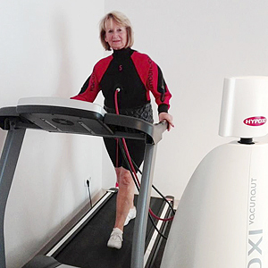 (English) Erfolg mit dem HYPOXI-Training auch mit über 70! | Successful with HYPOXI-Training even over the age of 70!