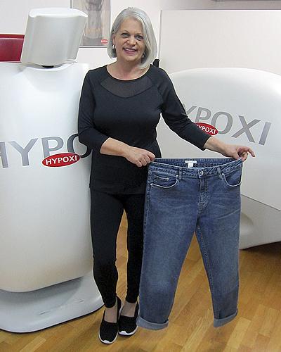 Michaela - Von Kleidergröße 40 zu Größe 36 | Michaela - In 3 months from size 40 to size 36
