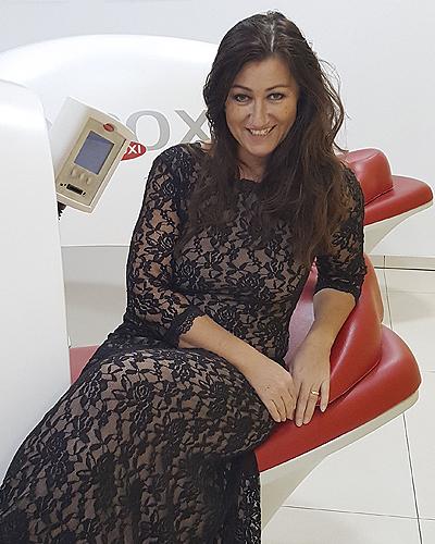 Katarína - Mit dem Ergebnis bin ich sehr zufrieden   Katarína - I am very happy with the results I've achieved