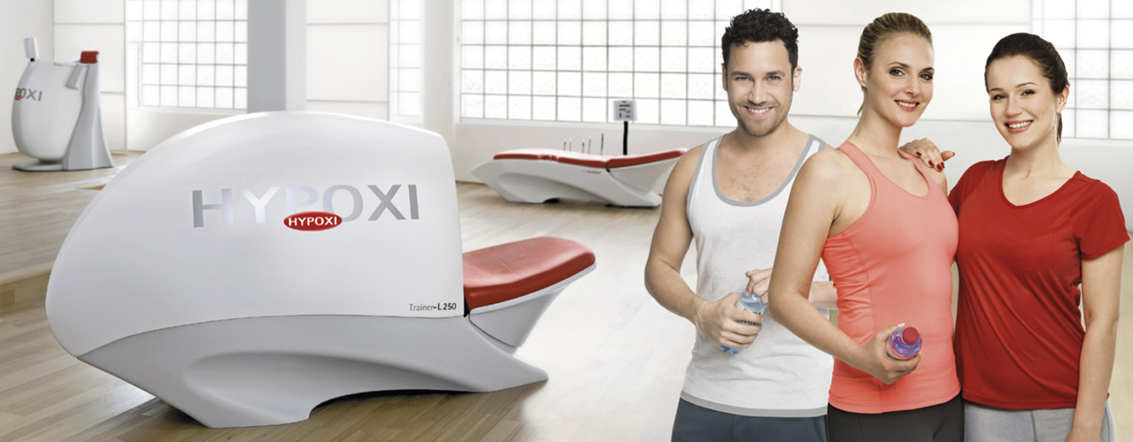HYPOXI testen - // Probetraining buchen! | Test HYPOXI - // book a trial workout!